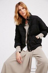 Free People Womens Dolman Quilted Jacket