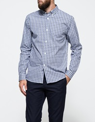 Button Down Shirt Dark Navy