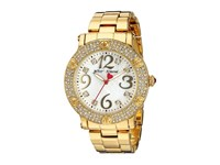 Betsey Johnson Bj00229 04 Gold Bling Gold Watches
