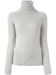 Ralph Lauren Black Label Ralph Lauren Black Turtleneck Sweater Grey