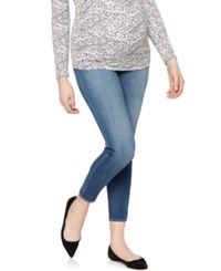 A Pea In The Pod Maternity Skinny Ankle Jeans
