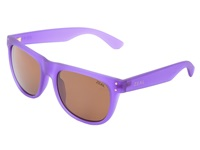 Zeal Optics Ace Deep Purple W Copper Polarized Lens Athletic Performance Sport Sunglasses