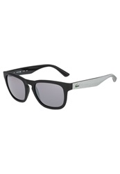 Lacoste Sunglasses Black Grey