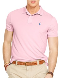 Polo Ralph Lauren Performance Polo Shirt Harbor Pink