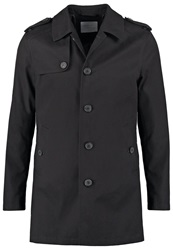 Selected Homme Derek Trenchcoat Black