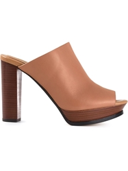 See By Chloe Open Toe Mules