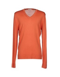 Cashmere Evolution Sweaters Orange