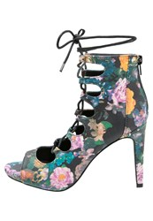 Evenandodd High Heeled Sandals Multicolor Multicoloured