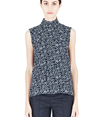 Marni Marocaine Patterned Tank Top Black