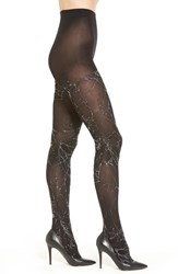 Pretty Polly Women's Paint Splatter Tights