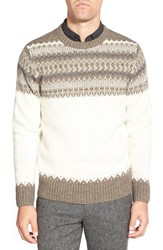 Men's Bonobos Fair Isle Crewneck Sweater