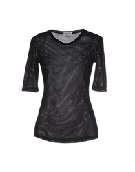 Cycle Topwear T Shirts Women Black