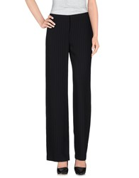 Pony Trousers Casual Trousers Women Black
