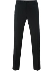 Pt01 Skinny Fit Trousers Black
