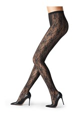 Fogal Lace Tights Gr. M