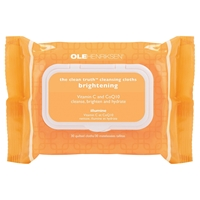 Olehenriksen The Clean Truth Cleansing Cloths Pack Of 30