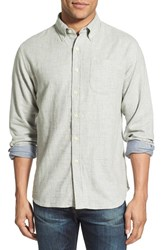 Grayers Men's 'Chester' Trim Fit Double Woven Sport Shirt