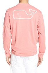 Men's Vineyard Vines Pocket Long Sleeve T Shirt