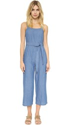Madewell Muralist Jumpsuit Chambray