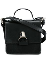 Maison Martin Margiela Mm6 Small Tote Black