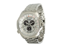 Citizen Bl5400 52A Eco Drive Stainless Steel Sport Watch Stainless Steel Silver Watches