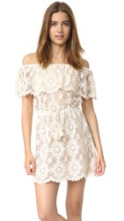 Somedays Lovin Moon Sister Off Shoulder Dress Natural