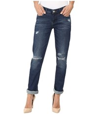 Blank Nyc Denim Boyfriend Jeans In Shy Guy Blue Women's Jeans