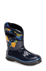 Women's Bogs 'Watercolor' Mid High Waterproof Snow Boot With Cutout Handles