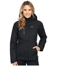 Jack Wolfskin Northern Edge Black Women's Clothing