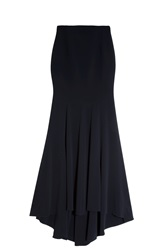 Andrew Gn Mermaid Skirt Black