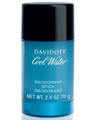 Davidoff Cool Water Mild Deodorant Stick For Him 2.5 Oz.