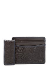 Robert Graham Credit Card Money Clip Gift Set Multi