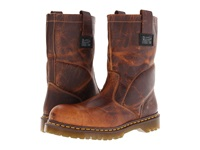 Dr. Martens Work 2295 Rigger Tan Greenland Work Pull On Boots