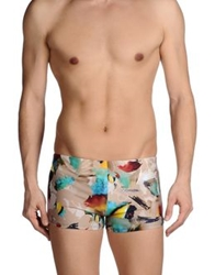 Basso And Brooke Swimming Trunks Khaki