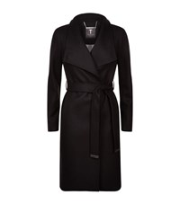 Ted Baker Aurore Wrap Coat Female Black