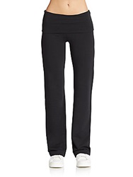Marc New York By Andrew Marc Performance Basic Rollo Pants Black