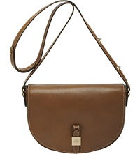 Mulberry Tessie Small Satchel Oak