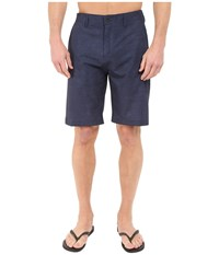 Quiksilver Platypus Hybrid Shorts Navy Men's Shorts
