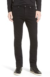 Men's Frame Denim 'L'homme' Skinny Fit Jeans Noir