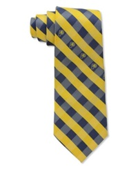 Eagles Wings Indiana Pacers Checked Tie