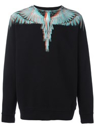 Marcelo Burlon County Of Milan 'Salvador' Sweatshirt Black