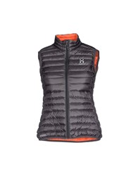 Haglofs Coats And Jackets Down Jackets Women Steel Grey