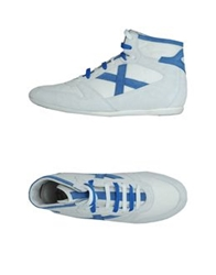 Munich High Top Sneakers White