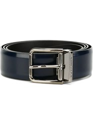 Dolce And Gabbana Classic Buckle Blue