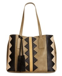 Inc International Concepts Marginy Tote Only At Macy's Olive