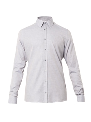 Gucci Cotton And Cashmere Blend Shirt