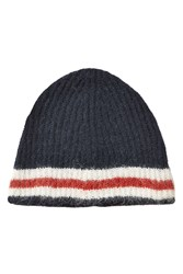 Neil Barrett Striped Hat Multicolor