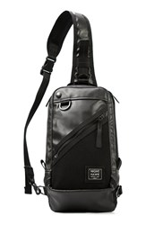 Men's Harvest Label 'Nighthawk' Sling Bag Black
