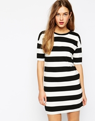Vero Moda Striped T Shirt Dress Multi