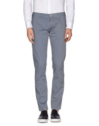 Massimo Rebecchi Trousers Casual Trousers Men Slate Blue